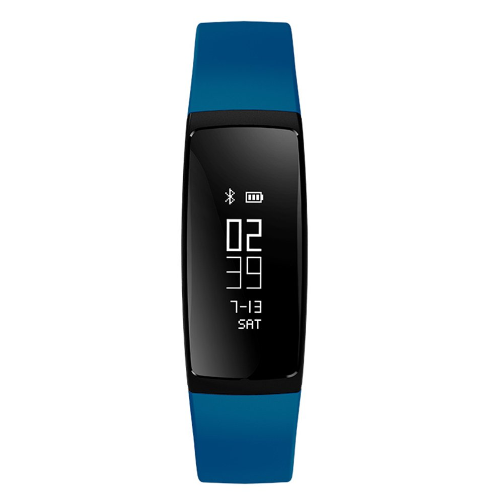 Fitness Tracker V07 Presión Arterial Sólida Monitor de Frecuencia ...
