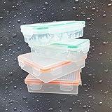 Waterproof Battery Box 4-Piece Set Plastic PP