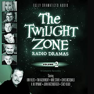 The Twilight Zone Radio Dramas, Volume 2 Radio/TV Program