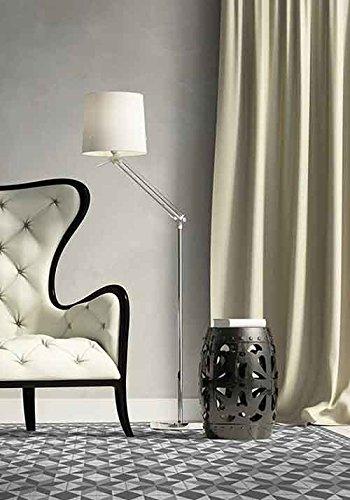 Louisiane Design Tapis En Lino Imitation Carreaux De Ciment
