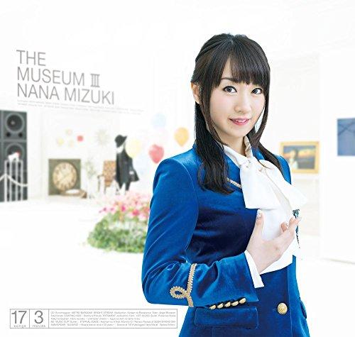 水樹奈々 / THE MUSEUM III[Blu-ray付]の商品画像