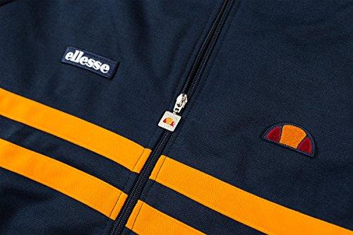 1 Beige Ellesse Rimini Tracktop Logo Blues Dress Uomo 8q8aEwA