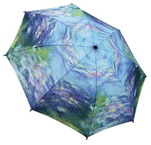 GALLERIA Umbrella Folding Water Lilies, 1 EA
