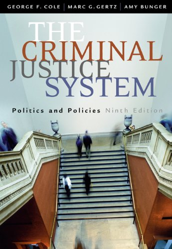politics in criminal system Getting away with murder: how politics is destroying the criminal justice system, 作者: susan estrich, 版本: reprint, harvard university press, this work is a.