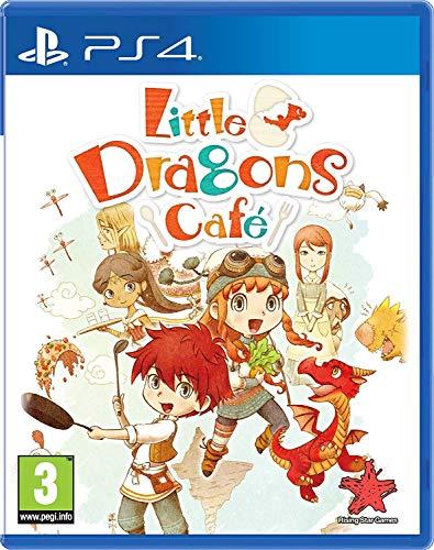 Little Dragons Cafe (PS4) (UK IMPORT)