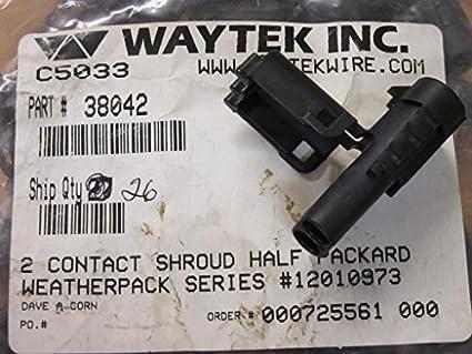 Waytek Wire 12010973 Connector Pack Of 26 Amazoncom Industrial