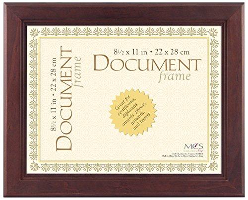 Amazon.com: MCS 8.5 x 11 inch Contour Documento Fotos ...