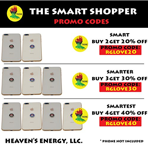 EMF Protection Radiation Device – Radiation Protection for all Electronic Devices - Cell Phone, Laptop, Smartpad - By Heaven's Energy LLC. Photo #5