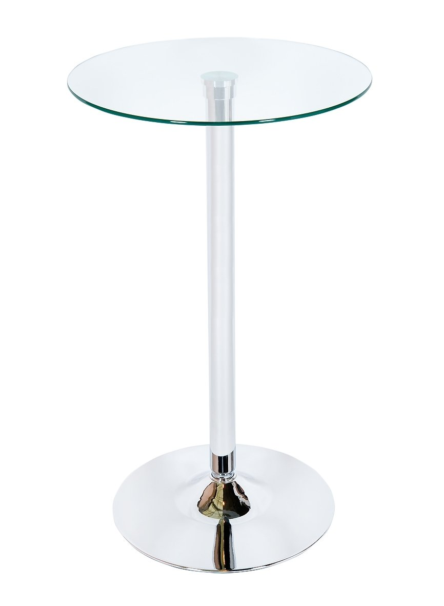 levv glass bar table amazoncouk kitchen  home -
