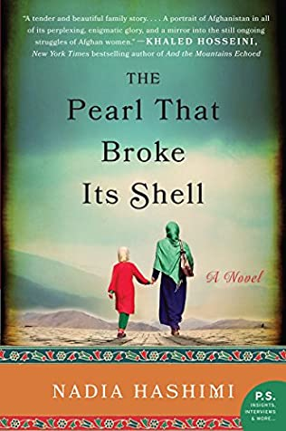 book cover of The Pearl That Broke Its Shell