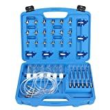 8MILELAKE Diesel Injector Flow Diagnostic Cylinder Common Rail Adaptor Test Tool Kit