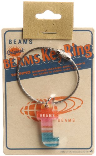 (B PR 빔스) bpr BEAMS / ~[빔스] BEAMS bPrAZ Keyring~