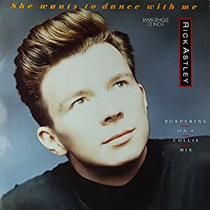 She wants to dance with me 1988 vinyl maxi single for 1988 dance hits