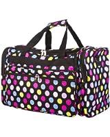 Colorful Polka Dots Duffle Bag 22-inch