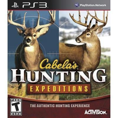 Blizzard Cabela's Hunting Expedition
