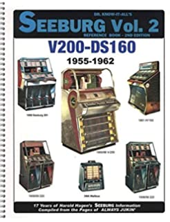 Dr Know It All's Seeburg Jukeboxes Vol 3 Reference Book