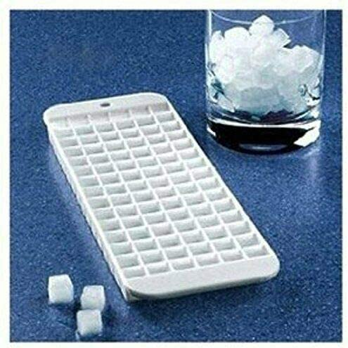 4 X Our shop OFFers the best service Cubette Mini Ice White Cube safety of Trays Set