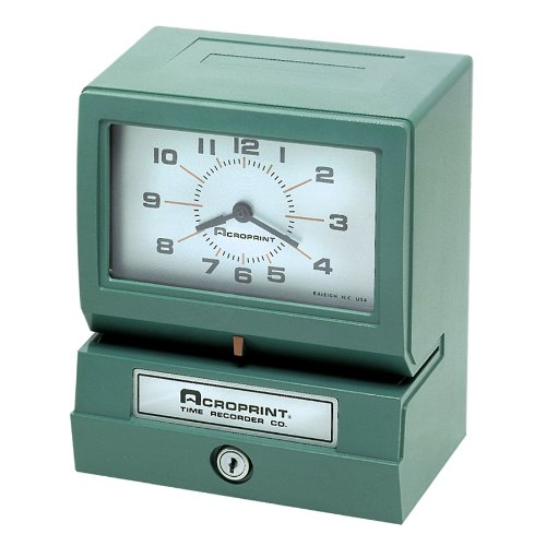 Digital Automatic Time Clock - 7