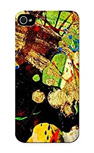Hot Design Premium Roxvwv-1398-prfzqhw Tpu Case Cover Iphone 5/5s Protection Case (abstract 54)