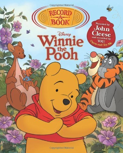 Winnie the Pooh Record-a-Book by Miller, Sara, Disney Storybook Artists, Disney Winnie the Pooh (October 25, 2011) Hardcover