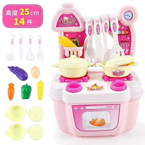 DishyKooker casa de Juegos para niños y niñas Juguetes de Cocina 1 ...