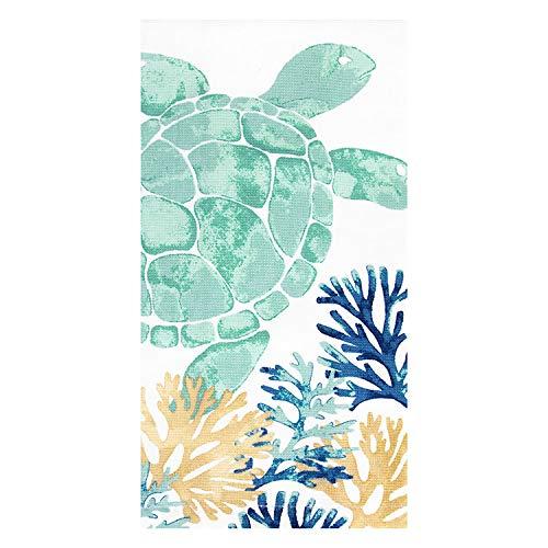 (Ritz Printed Dual KT 16x26 Sea Turtle Tan ctn)