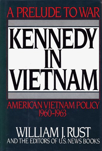 Kennedy in Vietnam by Brand: Scribner