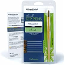 William Mitchell Scroll Dip Pen Set (WM35791)