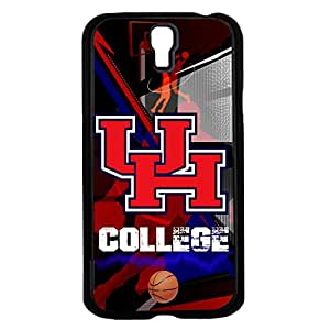 Houston Cougars College Basketball Sports Hard Snap on Phone Case (Galaxy s4 IV)