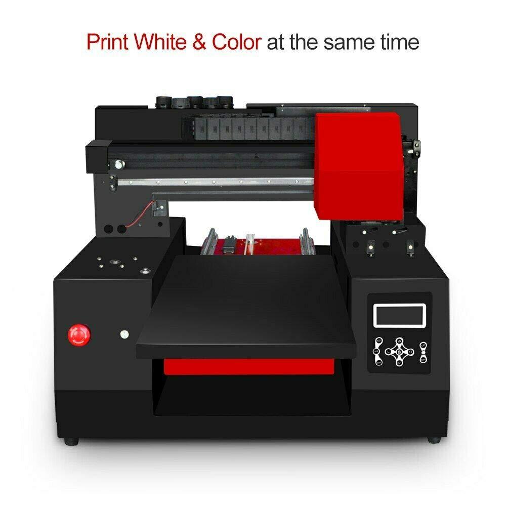 Colorsun Automatic A3 3060 UV - Impresora de cama plana (piel ...