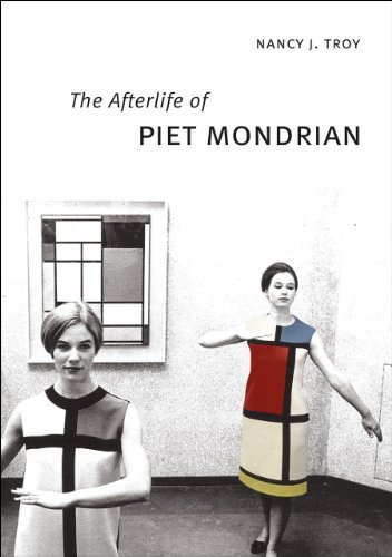 The Afterlife of Piet Mondrian by Nancy J. Troy (2014-02-17)