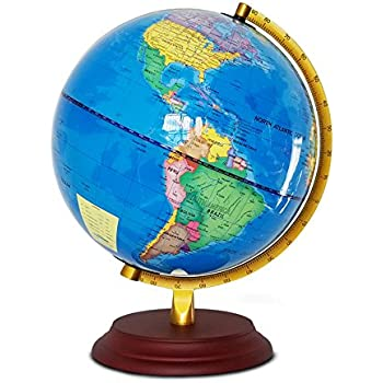 Amazon mrearth globe world antique globes desktop world globe mrearth globe world antique globes desktop world globe globes world map desktop world gumiabroncs Image collections