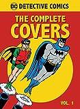 DC Comics: Detective Comics The Complete Covers, Vol. 1