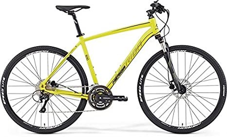 Merida Crossway 500 28 pulgadas Cross Bike Amarillo (2016), tamaño ...