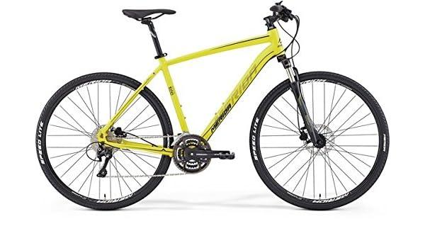 Merida Crossway 500 28 pulgadas Cross Bike Amarillo (2016), tamaño ...