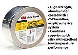 3M Aluminum Foil Tape 3381, 1.88 in x 50 yd, 2.7
