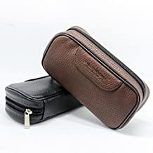 Mr.Tang Super Soft PU Leather Tobacco Herb Pouch Bag Case