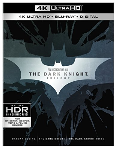 4K Blu-ray : Dark Knight Trilogy (4K Mastering)