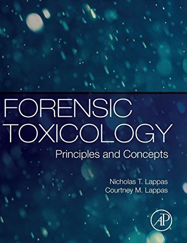 Forensic Toxicology: Principles and Concepts