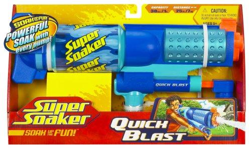 Super Soaker Quick Blast Water Blaster