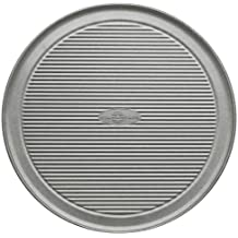 USA Pan Bakeware Aluminized Steel Pizza Pan, 12-Inch