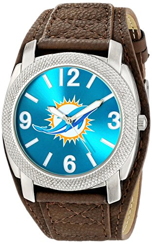 Miami Dolphins Fan Series Watch (Game Time Men's NFL-DEF-MIA