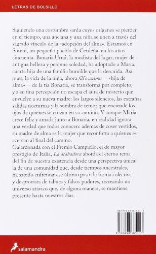 La acabadora/ The Finisher (Spanish Edition)