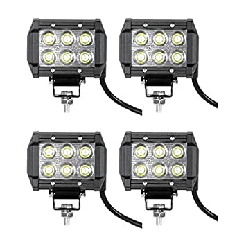 """New MTN-G 52Inch LED Light Bar Combo + 20in +4"""" CREE PODS OFFROAD SUV 4WD ATV FORD JEEP HX"""