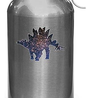 Space Galaxy Decals Elephant Safari Premium Matte Vinyl Sticker for Water Bottles