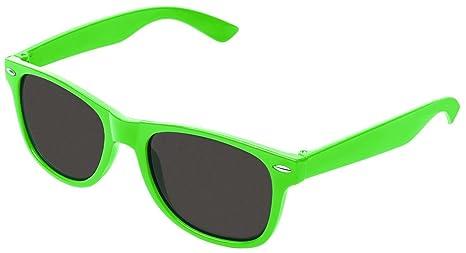 Boolavard Rétro Vintage couleur unisexe Punk Geek Wayfarer style Nombre  Zéro Effacer Objectif Lunettes de soleil (Clair Bleu)  Amazon.fr  Vêtements  et ... 3c15086d59bf