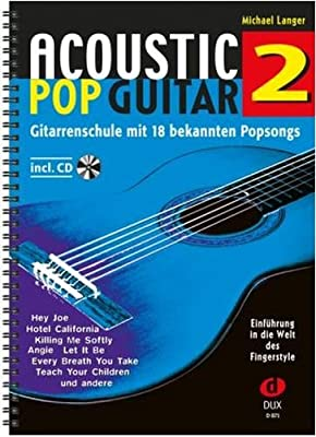 Acoustic Pop Guitar Band 2 Incluye CD - La Guitarra Reanudar la ...