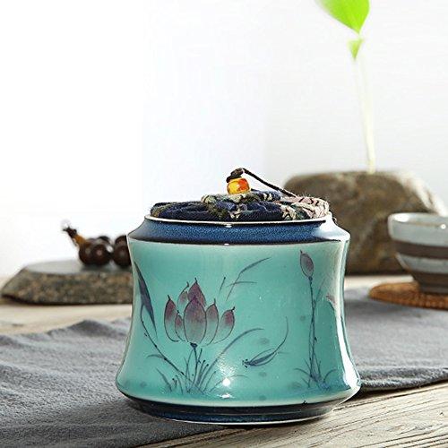 Celadon Jar - 3