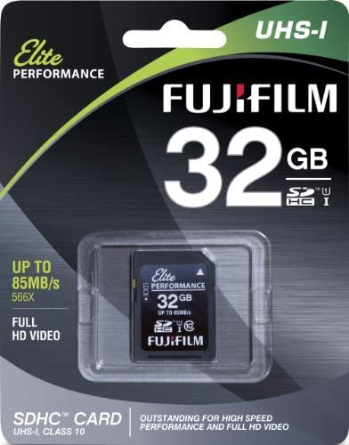 32GB Class 10 SDHC High Speed Memory Card For FujiFilm FinePix JZ300 Perfect for high-speed continuous shooting and filming in HD Comes with Hot Deals 4 Less All In One Swivel USB card reader and. JZ305 FinePix JZ500 JZ505 Cameras