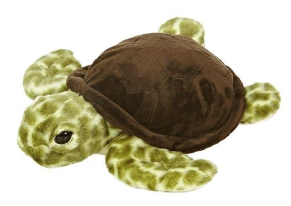25 Inch Jumbo Destination Nation Green Sea Turtle Plush Stuffed Animal